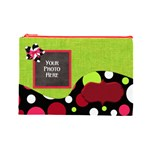 Cherry Slush LG - Cosmetic Bag (Large)