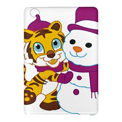 Winter Time Zoo Friends   004 Samsung Galaxy Tab Pro 10 1 Hardshell Case by Colorfulart23