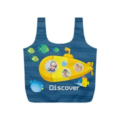 Fun Kids By Kids   Full Print Recycle Bag (s)   Ndcq1e64h9ko   Www Artscow Com Back
