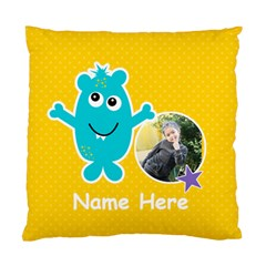 Cushion Case (two Sides) : Monster 3 By Jennyl   Standard Cushion Case (two Sides)   Gml1zk4b0kca   Www Artscow Com Front