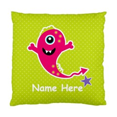 Cushion Case (two Sides) : Monster 4 By Jennyl   Standard Cushion Case (two Sides)   Vq6kxaeaocje   Www Artscow Com Back
