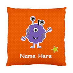 Cushion Case (two Sides) : Monster 5 By Jennyl   Standard Cushion Case (two Sides)   7c48u5m1k8x2   Www Artscow Com Back