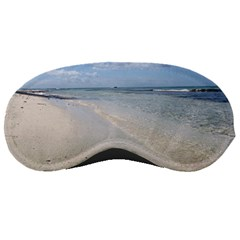 Seashell On Caribbean Beach Sleeping Mask by stineshop