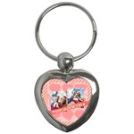 love - Key Chain (Heart)