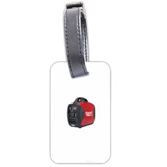 2000w Petrol Inverter Generator Luggage Tag (two Sides) by hinterlandparts
