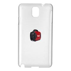 2000w Petrol Inverter Generator Samsung Galaxy Note 3 N9005 Hardshell Case by hinterlandparts