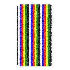 Basic Colors Curly Stripes Memory Card Reader (rectangular) by BestCustomGiftsForYou