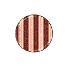 Native American Curly Stripes   1 Golf Ball Marker 4 Pack (for Hat Clip) by BestCustomGiftsForYou