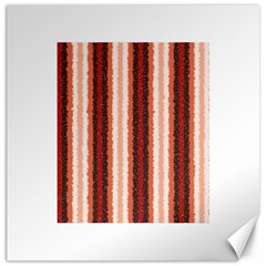 Native American Curly Stripes   1 Canvas 20  X 20  (unframed) by BestCustomGiftsForYou