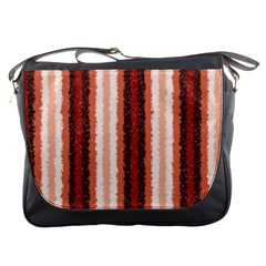 Native American Curly Stripes   1 Messenger Bag by BestCustomGiftsForYou