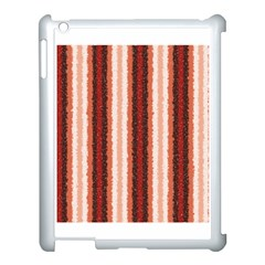 Native American Curly Stripes   1 Apple Ipad 3/4 Case (white) by BestCustomGiftsForYou