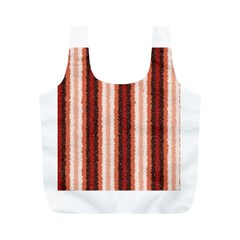 Native American Curly Stripes   1 Reusable Bag (m) by BestCustomGiftsForYou