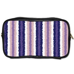 Native American Curly Stripes   2 Travel Toiletry Bag (two Sides) by BestCustomGiftsForYou