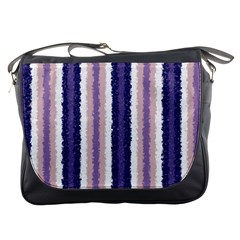 Native American Curly Stripes   2 Messenger Bag by BestCustomGiftsForYou