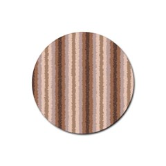 Native American Curly Stripes   3 Drink Coaster (round) by BestCustomGiftsForYou