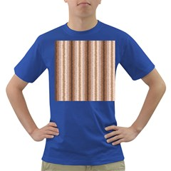 Native American Curly Stripes   3 Men s T Shirt (colored) by BestCustomGiftsForYou