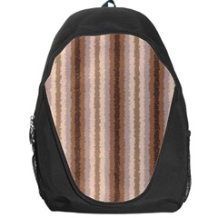 Native American Curly Stripes   3 Backpack Bag by BestCustomGiftsForYou