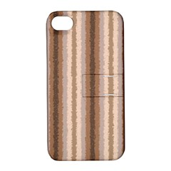 Native American Curly Stripes   3 Apple Iphone 4/4s Hardshell Case With Stand by BestCustomGiftsForYou