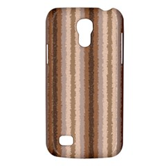 Native American Curly Stripes   3 Samsung Galaxy S4 Mini (gt I9190) Hardshell Case  by BestCustomGiftsForYou
