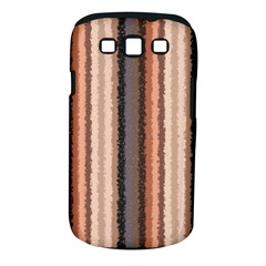 Native American Curly Stripes   4 Samsung Galaxy S Iii Classic Hardshell Case (pc+silicone) by BestCustomGiftsForYou