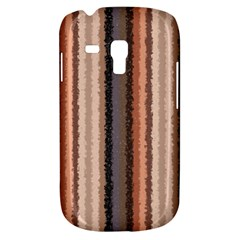 Native American Curly Stripes   4 Samsung Galaxy S3 Mini I8190 Hardshell Case by BestCustomGiftsForYou