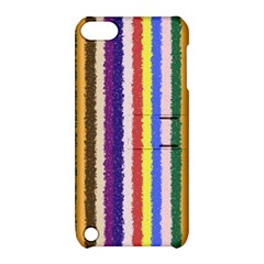 Vivid Colors Curly Stripes   1 Apple Ipod Touch 5 Hardshell Case With Stand by BestCustomGiftsForYou