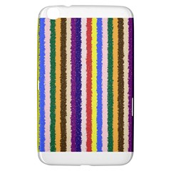 Vivid Colors Curly Stripes   1 Samsung Galaxy Tab 3 (8 ) T3100 Hardshell Case  by BestCustomGiftsForYou