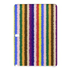 Vivid Colors Curly Stripes   1 Samsung Galaxy Tab Pro 10 1 Hardshell Case by BestCustomGiftsForYou