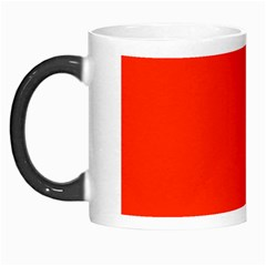 Bright Red Morph Mug
