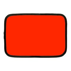 Bright Red Netbook Sleeve (medium)