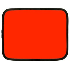 Bright Red Netbook Sleeve (xl)