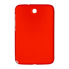 Bright Red Samsung Galaxy Note 8 0 N5100 Hardshell Case  by BestCustomGiftsForYou