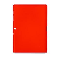 Bright Red Samsung Galaxy Tab 2 (10 1 ) P5100 Hardshell Case