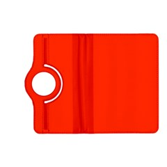 Bright Red Kindle Fire Hd (2013) Flip 360 Case by BestCustomGiftsForYou