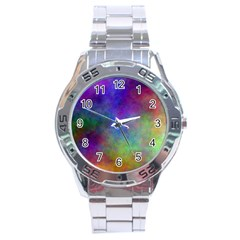 Plasma 3 Stainless Steel Watch by BestCustomGiftsForYou