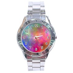 Plasma 4 Stainless Steel Watch by BestCustomGiftsForYou