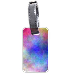 Plasma 5 Luggage Tag (two Sides) by BestCustomGiftsForYou