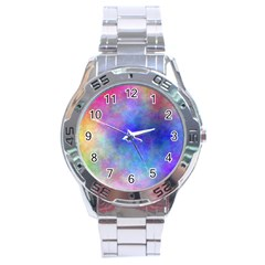 Plasma 5 Stainless Steel Watch by BestCustomGiftsForYou