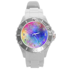 Plasma 5 Plastic Sport Watch (large) by BestCustomGiftsForYou