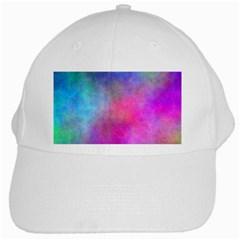 Plasma 6 White Baseball Cap by BestCustomGiftsForYou