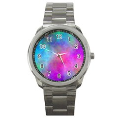 Plasma 6 Sport Metal Watch by BestCustomGiftsForYou