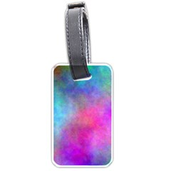 Plasma 6 Luggage Tag (two Sides) by BestCustomGiftsForYou