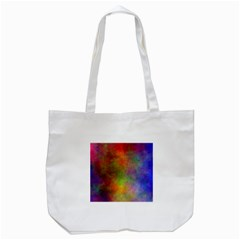 Plasma 9 Tote Bag (white) by BestCustomGiftsForYou