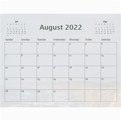 2019 Any Occassion Calendar By Kim Blair   Wall Calendar 11  X 8 5  (12 Months)   Tbt17lomzz0a   Www Artscow Com Aug 2019