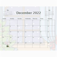 2019 Any Occassion Calendar By Kim Blair   Wall Calendar 11  X 8 5  (12 Months)   Tbt17lomzz0a   Www Artscow Com Dec 2019