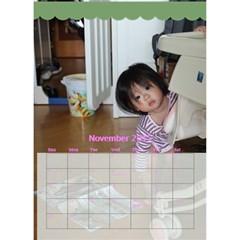 Calenda Small1 By Sylvia   Desktop Calendar 6  X 8 5    8kcj9e2ehoff   Www Artscow Com Nov 2015