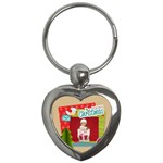 xmas - Key Chain (Heart)