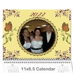 any occcassion  Calendar 2015 - Wall Calendar 11  x 8.5  (12-Months)
