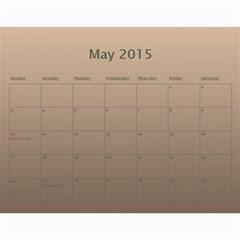 Calendar 2015 By Carmensita   Wall Calendar 11  X 8 5  (12 Months)   Fanqdwjtblw1   Www Artscow Com May 2015