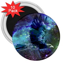 Catch A Falling Star 3  Button Magnet (10 Pack) by icarusismartdesigns